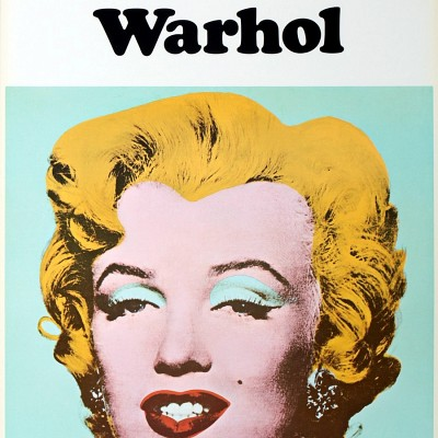Details of Andy Warhol : The Tate Gallery, 1971