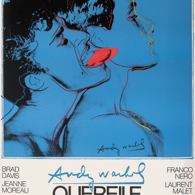 Details of Andy Warhol : Querelle, 1982