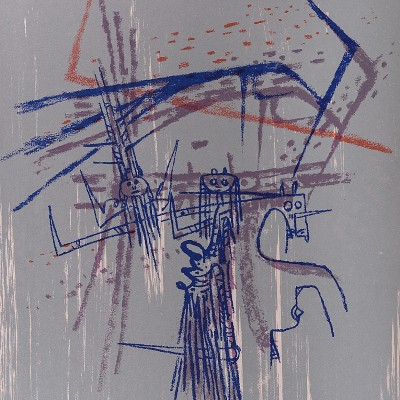 Details of Wifredo LAM   Les affinités ambigües  1963