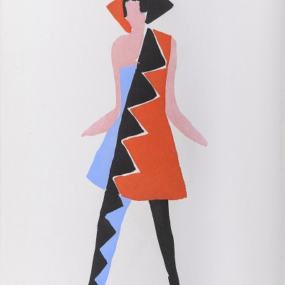 Details of Sonya DELAUNAY  Costumes, 1969