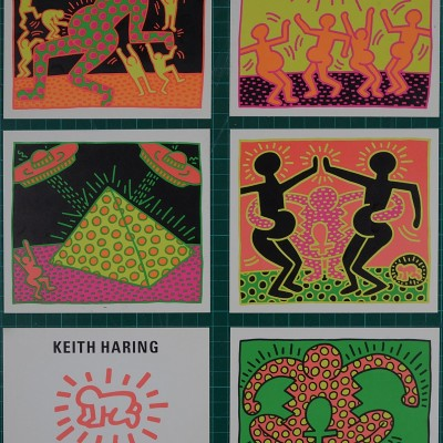 Details of Keith HARING Fertility, 1983