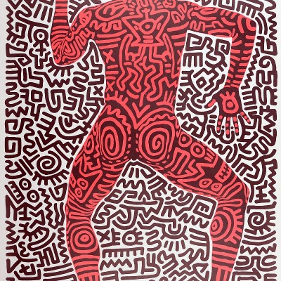 Details of Keith HARING - Keith Haring: into 84, 1984